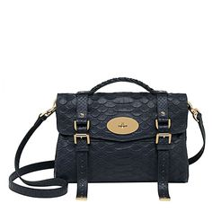 Mulberry bag, why aren't you half the price?