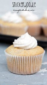 Todd & Lindsey: Snickerdoodle Cupcakes Part 2
