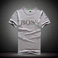 Vendre Pas Cher Homme Hugo Boss Tee Shirts H0136 En ligne En France.