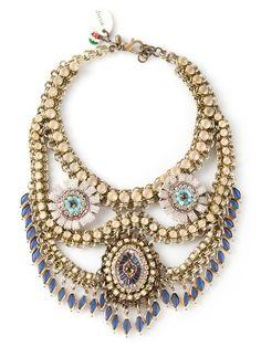 Sveva Collection 'lucrezia' Necklace - Farfetch.com