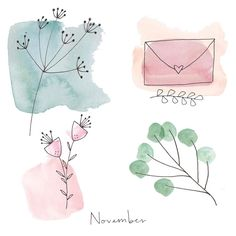 Hello November ✨ Yay, It's month full of birthdays so lots of birthday love to be sent
