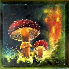 Magic mushroom 3 - Designlipe
