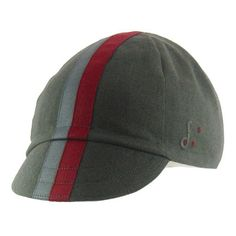 red dots cycling Le Pave Cycling Cap