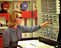 IBM System mainframe console operator