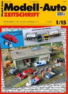 modellbau zeitschrift on pinterest autos dioramas and oder. Black Bedroom Furniture Sets. Home Design Ideas