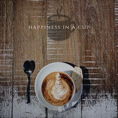 Found mine this morning, how about you? #Coffee - #happiness in a cup.  #madewithstudio