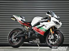 Triumph Daytona 675R Project Bike - Sport Rider Magazine