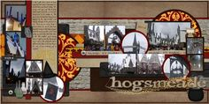 Wizarding World of Harry Potter - Page 8 - MouseScrappers.com