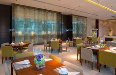 Valais Terrace Café |Detail of dining area