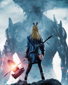 New Artwork For I Kill Giants! http://techmash.co.uk/2018/03/14/i-kill-giants-poster/