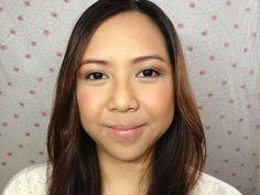Golden Summer Makeup 05-20-13