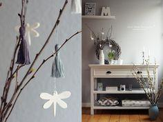 DIY Libellenanhänger & Dekoquasten