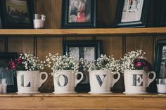 Vintage Wedding Decor! Great stuff on this blog! (Courtesy Amore Events by Cody - wedding planning & Amuse Photography)