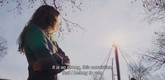 To The Wonder - I belong to you.