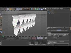 cinema 4d tips - How to time offset clone's animation in Cinema 4D - YouTube
