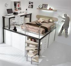 Loft Bedrooms.