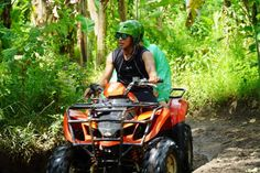 Things to Do After Visiting Lempuyang Temple Fun Outdoor Activities, Outdoor Fun, Atv Riding, Quad Bike, Rural Area, Ubud, Countryside, Bali, Temple