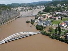 Pět let od ničivé povodně na Ústecku. Může se historie opakovat? - Zprávy Krize15