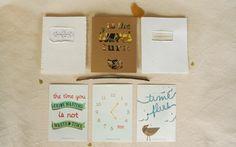 Media Press Kit by Alisa Brainard, via Behance