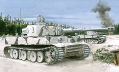 Excellence versus numbers When comparing the small number of Tigers produced (only 1347), to the more than 120,000 T-34s and Shermans combined, one can appreciate the psychological impact of this model, at least from the Allied tank crew perspective. In its concept laid the very core of the German conception of a heavy tank.