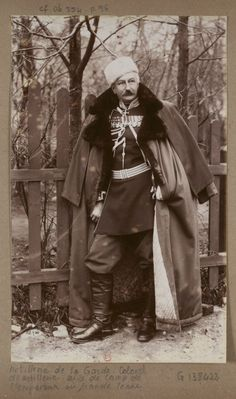 1890's RUssian military costume