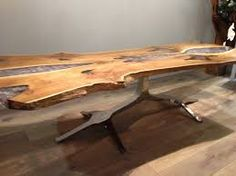 Image result for live edge wood counter