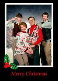 LOL!! christmas card photo ideas for couples - Google Search