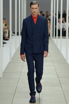 Dior Homme Spring 2013 Menswear Fashion Show