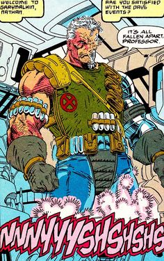 X-FORCE #13 (Oct. 1992) Art by Greg Capullo (pencils), Al Milgrom (inks)