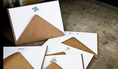whereisthecoool:Terrapin Stationers for Club Monaco Club Monaco, Terrapin, Culture Club, Card Envelopes, Stationery Design, Paper Goods, Packaging Design, Branding, Brand Identity