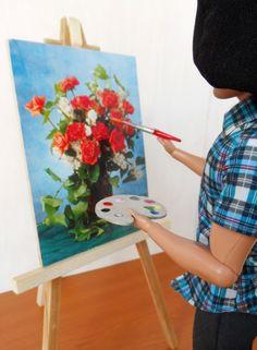 A festmény