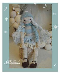 Hey, diesen tollen Etsy-Artikel fand ich bei https://www.etsy.com/listing/168531668/collectible-doll-elegant-crochet-doll