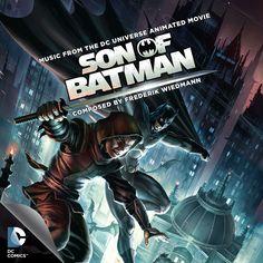 SON OF BATMAN: LIMITED EDITION  Music by Frederik Wiedmann. Limited Editon of 1500 Units.