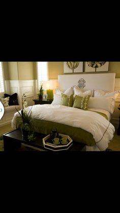 Love this bedroom!!!! Feng Shui Bedroom