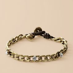 Tiny Chain Wrist Wrap