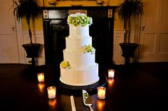 Tiger Lily Weddings - Cake