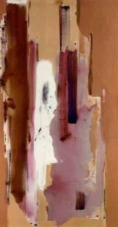 White totem by Helen Frankenthaler | Blouin Art Sales Index
