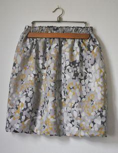 Tuto-couture: La jupe réversible [DIY inside]