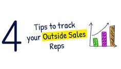 4 Helpful Tips to Track Outside Sales Rep Activities Helpful Tips, The Outsiders, Software, Track, Activities, Useful Tips, Runway, Track And Field, Handy Tips