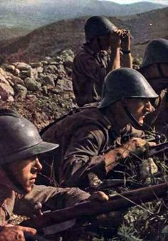 Romanian and German Troops in Bessarabia, Ukraine and Crimea, 1941-42