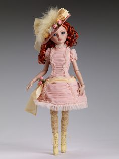 Vintage Confusion Ellowyne, 2014 Tonner Convention Exclusive LE 125, available at WI online 5/21/14 & SOLD OUT | Wilde Imagination  $199.00