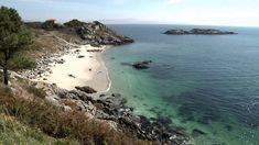 Illas Cíes. Parque nacional marítimo terrestre de las islas atlánticas d...