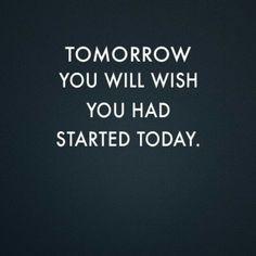 Say YES to Today!