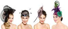 Alquila ya tu tocado en www.lamasmona.com desde tan solo 30€! Tenemos canotiers, coronas de flores, turbantes, bandas y muchos más