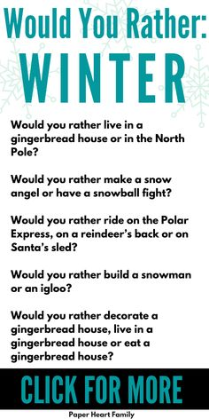 Would You Rather Questions For Kids- 200+ Funny And Silly Questions |