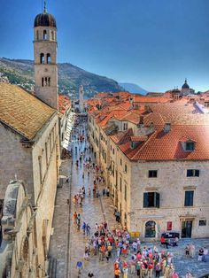 Old Town Dubrovnik. Photo by Michael Caven