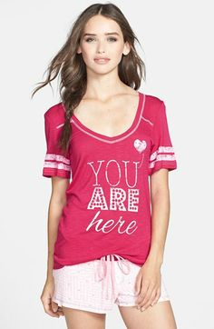 Honeydew Intimates 'Tees Me' Short Pajamas available at #Nordstrom