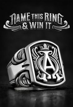 Name This Ring & Win It!   NightRider Jewelry