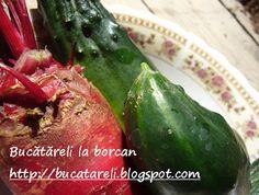 Bucătăreli la borcan: conserve în saramură