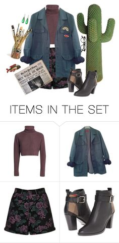 """Freak"" by artangels ❤ liked on Polyvore featuring art"